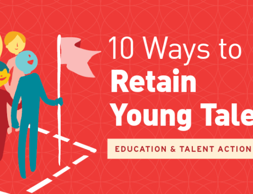 10 Ways to Retain Young Talent