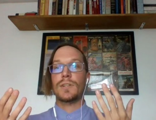 Recap: Virtual Volunteering with Leo Otting