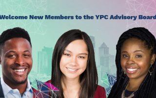 Photo of New YPC Board Members